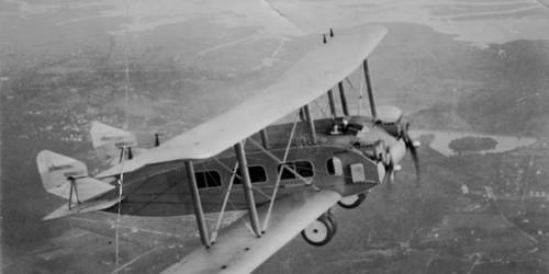 Odd Ducks, Unusual Aircraft 1921 to 1934
