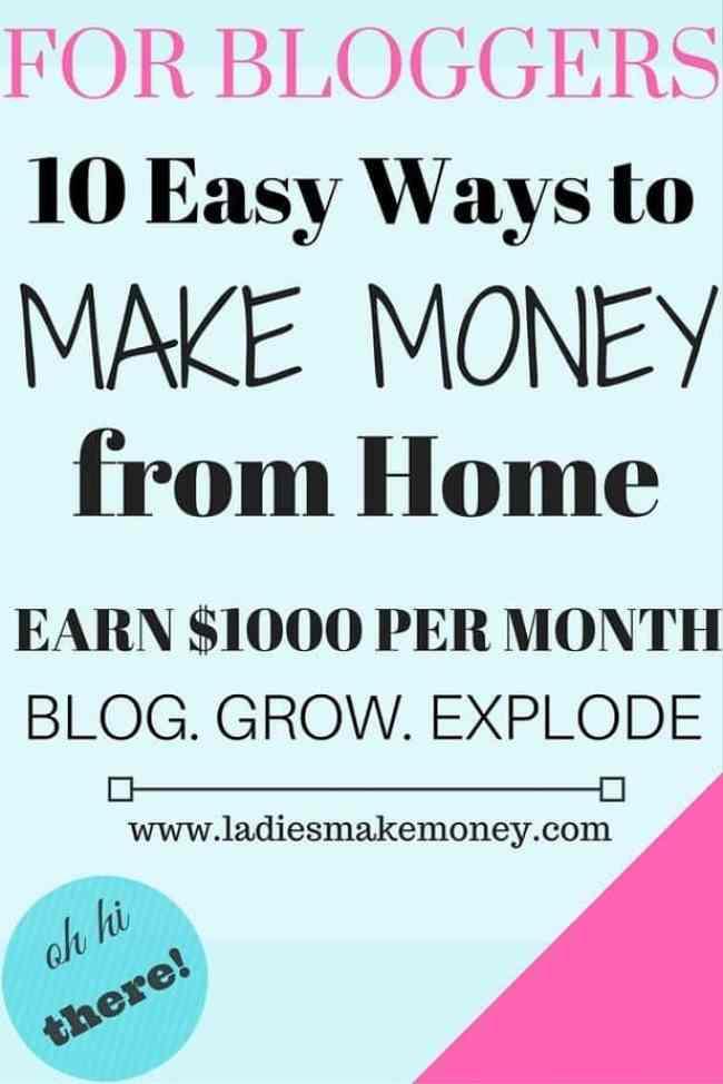 Blogging Tips - Magazine cover