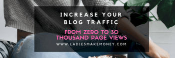 From zero to 30 thousand page views with Facebook