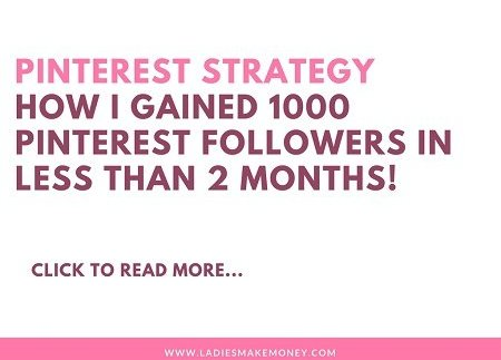 How I gained 1000 Pinterest Followers in less than 2 months