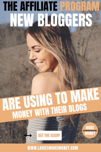 Affiliate programs for bloggers. Become an Affiliate for the Ultimate Blogger Bundle. Make money with affiliate marketing. How to make money has a blogger as a stay at home mom. Learn how to grow blog and income with affiliate links. The best Affiliate Marketing program for beginners. #makemoneyonline #makemoneyblogging #affiliateprogram