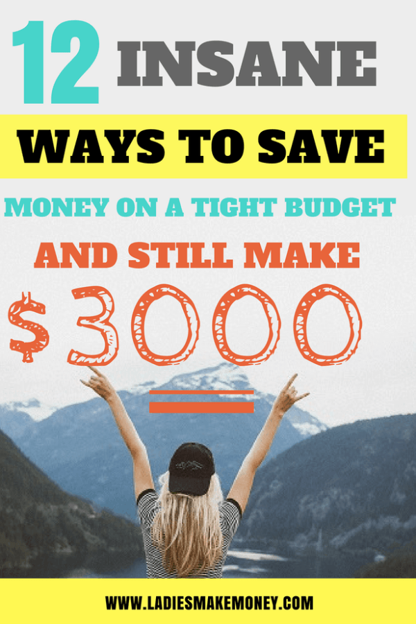 Here is a list of creative ways to save money on a tight budget. saving money each month. Money saving tips on a low budget. Frugal living ideas for those on a budget. How to make money fast. saving money ideas | frugal living ideas | frugal living for beginners | frugal living hacks | get out of debt | save money DIY ideas | save money hacks | millennial. Saving money on a budget by living a frugal life. Pay off debt by making more money fast. Saving money tips. Make money online as a mom.