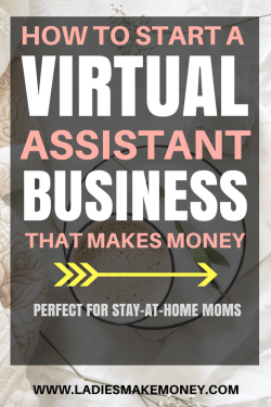 How to Become a Virtual Assistant with No Experience. Step by Step guide to become a virtual assistant at home and make money. Make a money online as a Virtual Assistant. Want to learn how to become a Pinterest virtual assistant? Click on the blog to learn more about how to start a Virtual Assistant business that makes money. | virtual assistant | VA | pinterest | pinterest va | entrepreneur | solopreneur | side hustles | make extra money | earn extra money #makemoneyonline #VA #virtualassistant