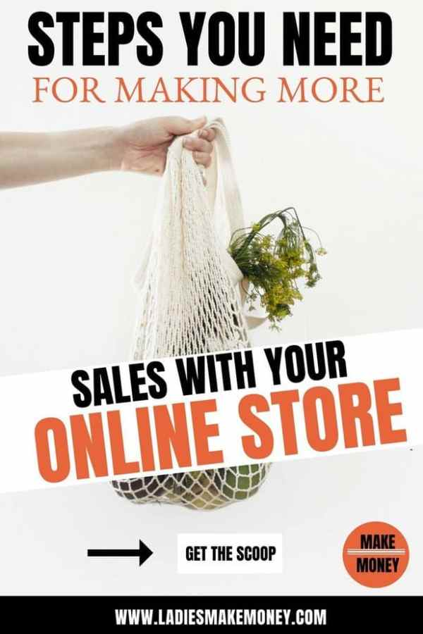 Find out exactly how to make more money by increasing your online by improving the usability of your ecommerce store. Run a successful online store on Shopify that makes money every month #onlinestore #makemoremoney