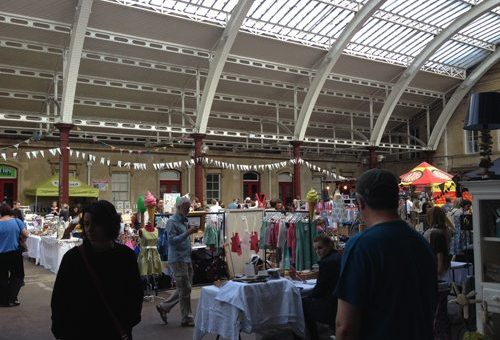 vintage antique market