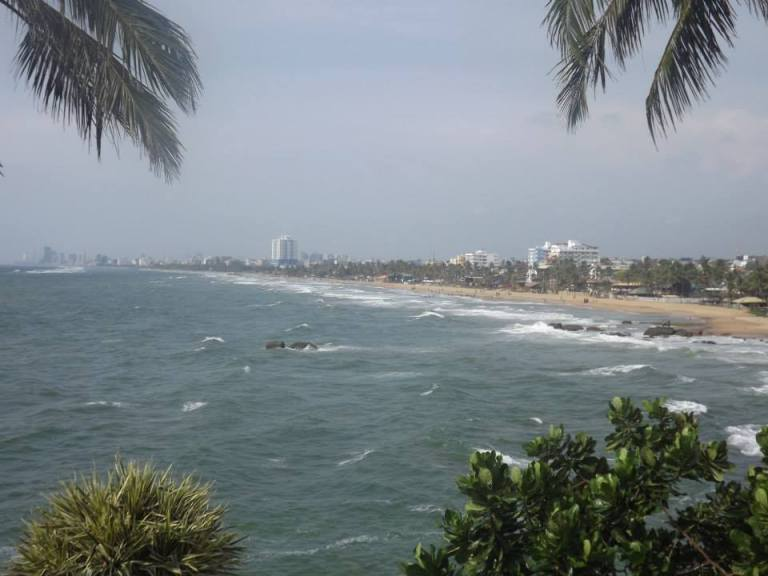 View of Colombo