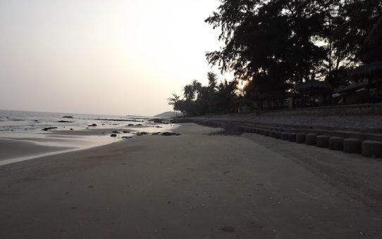Beach at Victoria Phan Thiet