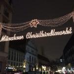 Munich at Christmas