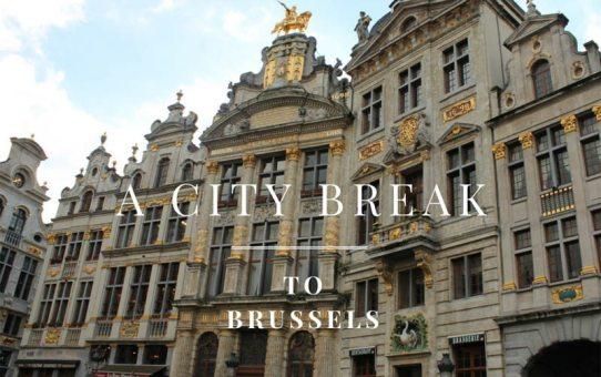 city break Brussels