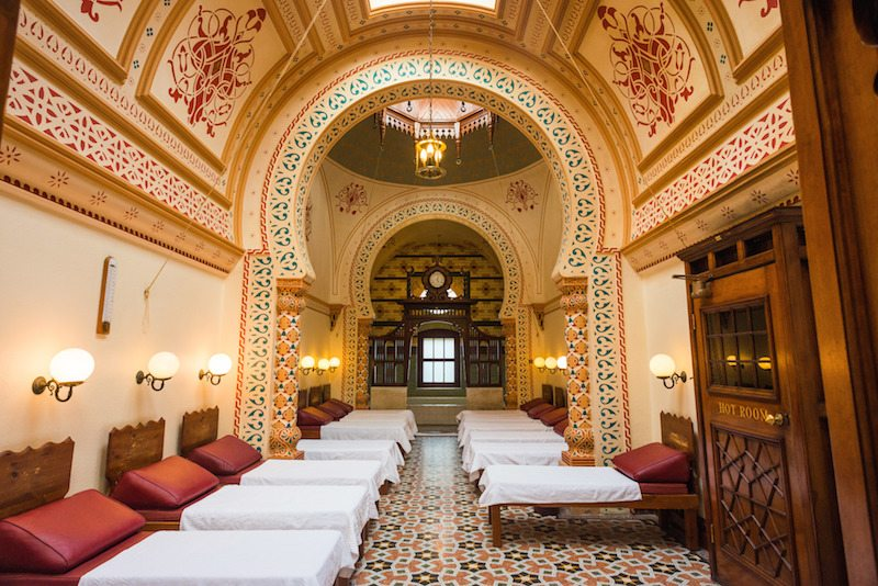 What To Expect At A Victorian Turkish Bath Ladies What