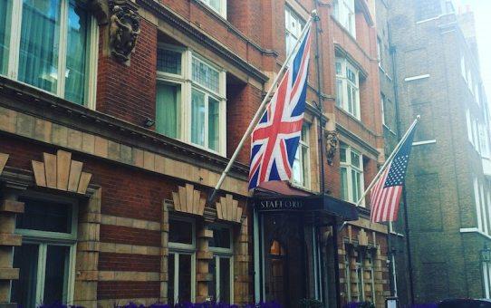The Stafford London hotel