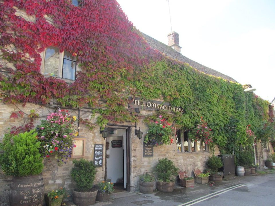 Cotswolds places to visit in the UK
