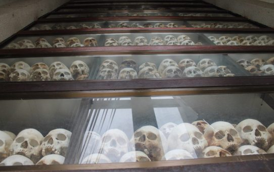 The Killing Fields | Ladies What Travel