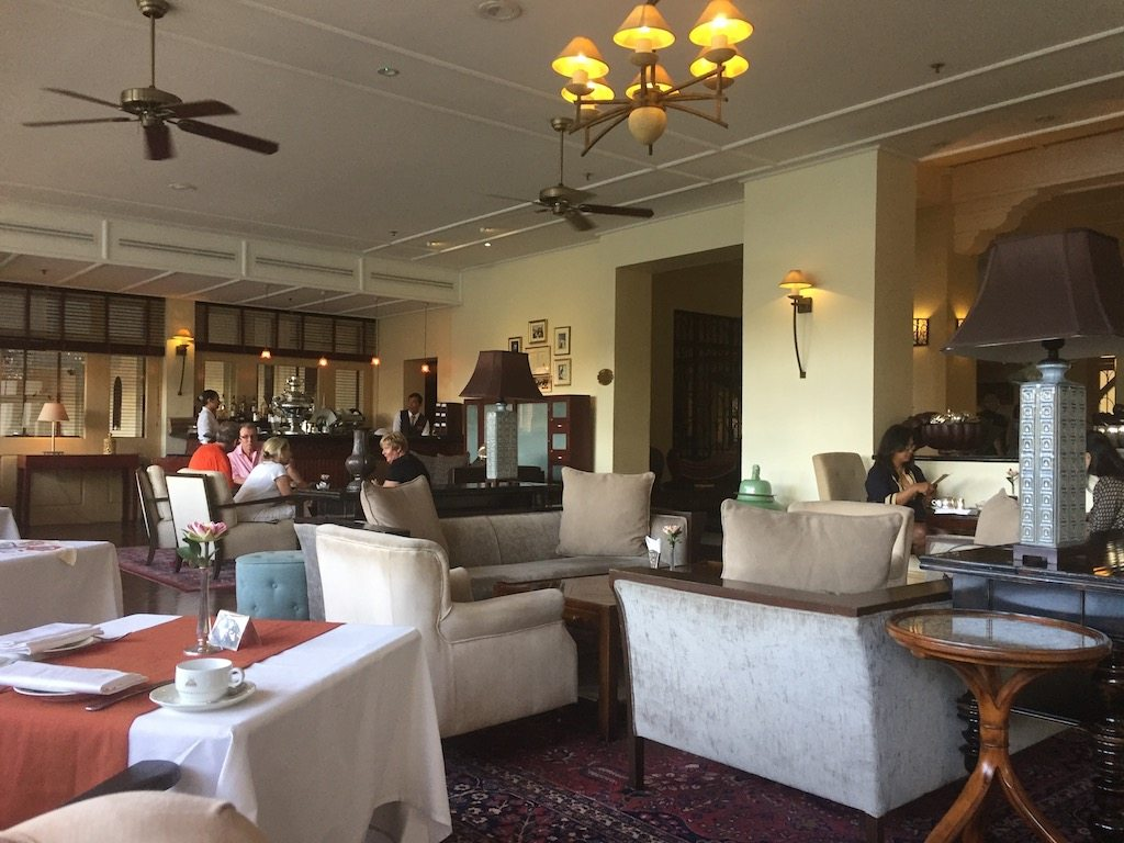 The Conservatory at Raffles Grand Hotel d'Angkor | Ladies What Travel