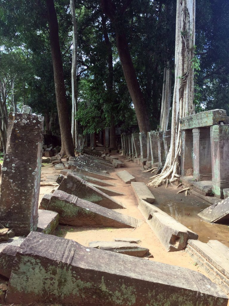 Koh Ker Cambodia 1 | Ladies What Travel