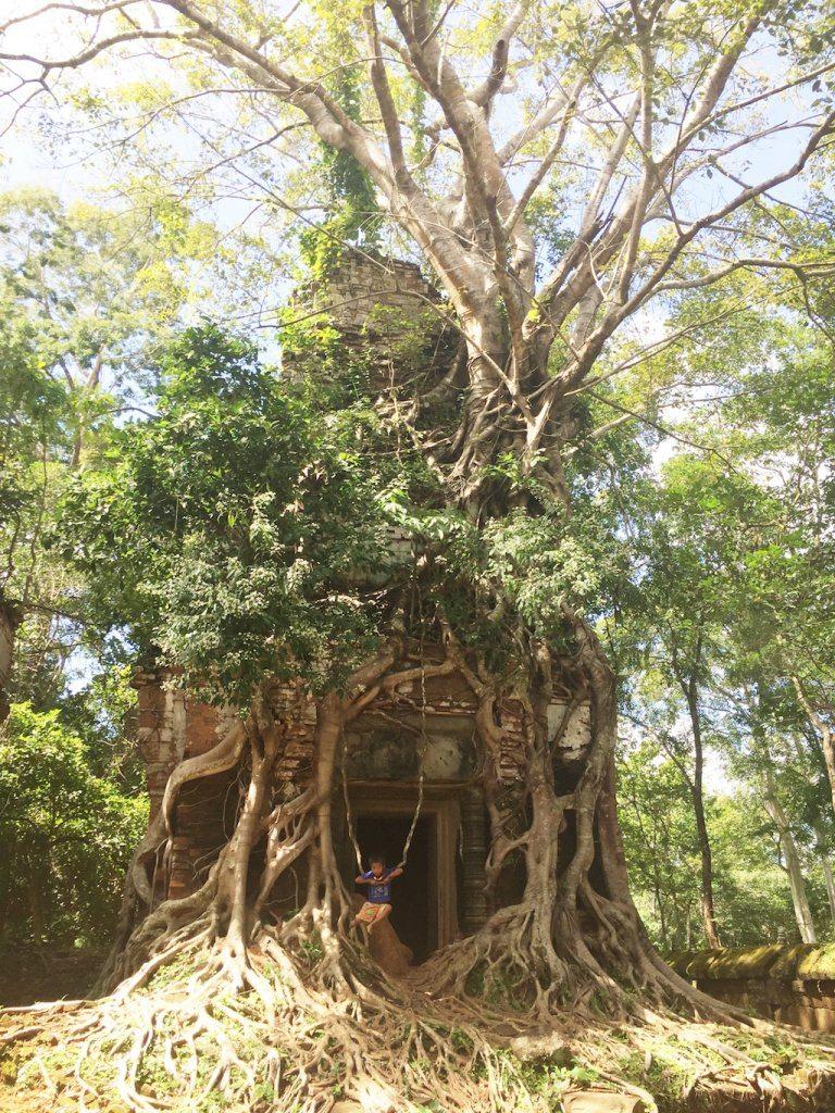 Prasat Pram Cambodia | Ladies What Travel
