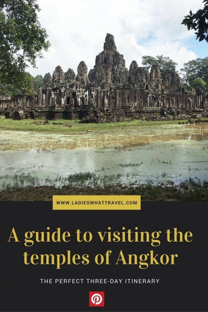 A guide to visiting the temples of Angkor, Cambodia | Ladies What Travel