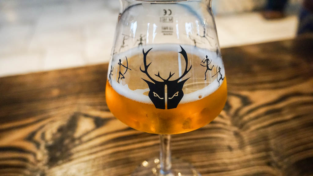 The Wild Beer Co Wapping Wharf