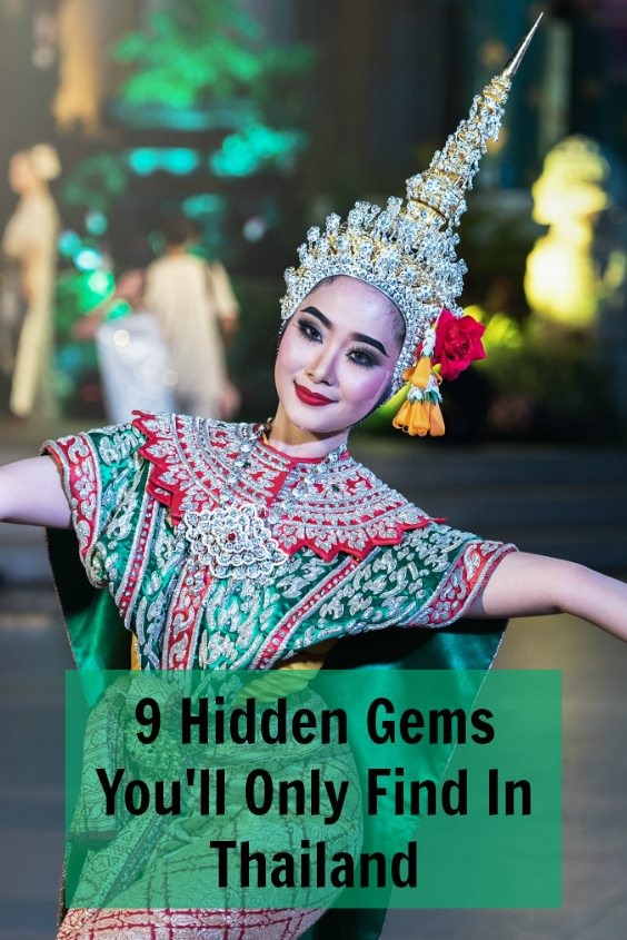 9 hidden gems you'll only find in Thailand | Ladies What Travel
