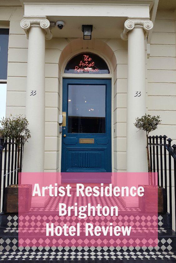 Artist Residence Hotel Brighton | Ladies What Travel