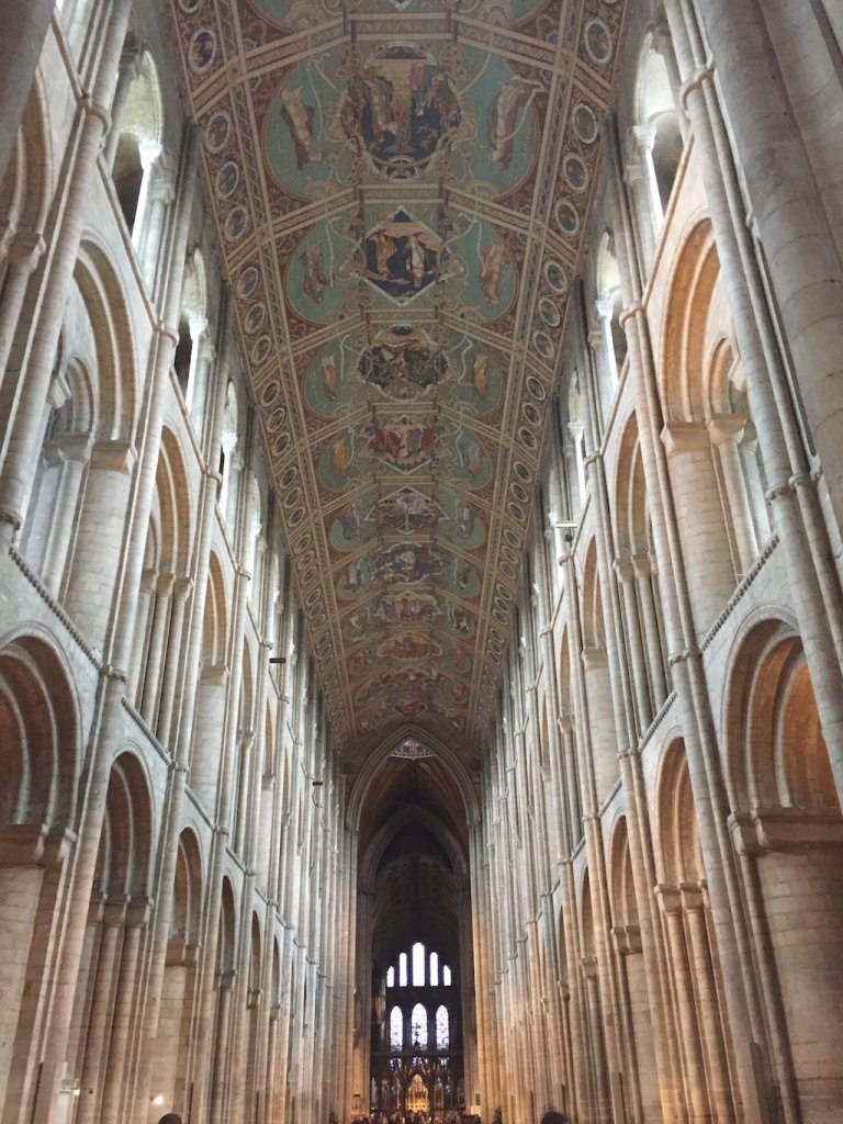 Inside ely cathedral | Ladies What Travel