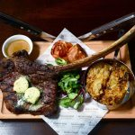 Tomahawk steak Miller and Carter | Ladies What Travel review