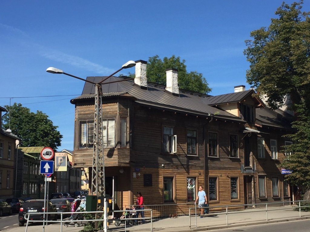 Kalamaja Tallinn | Ladies What Travel