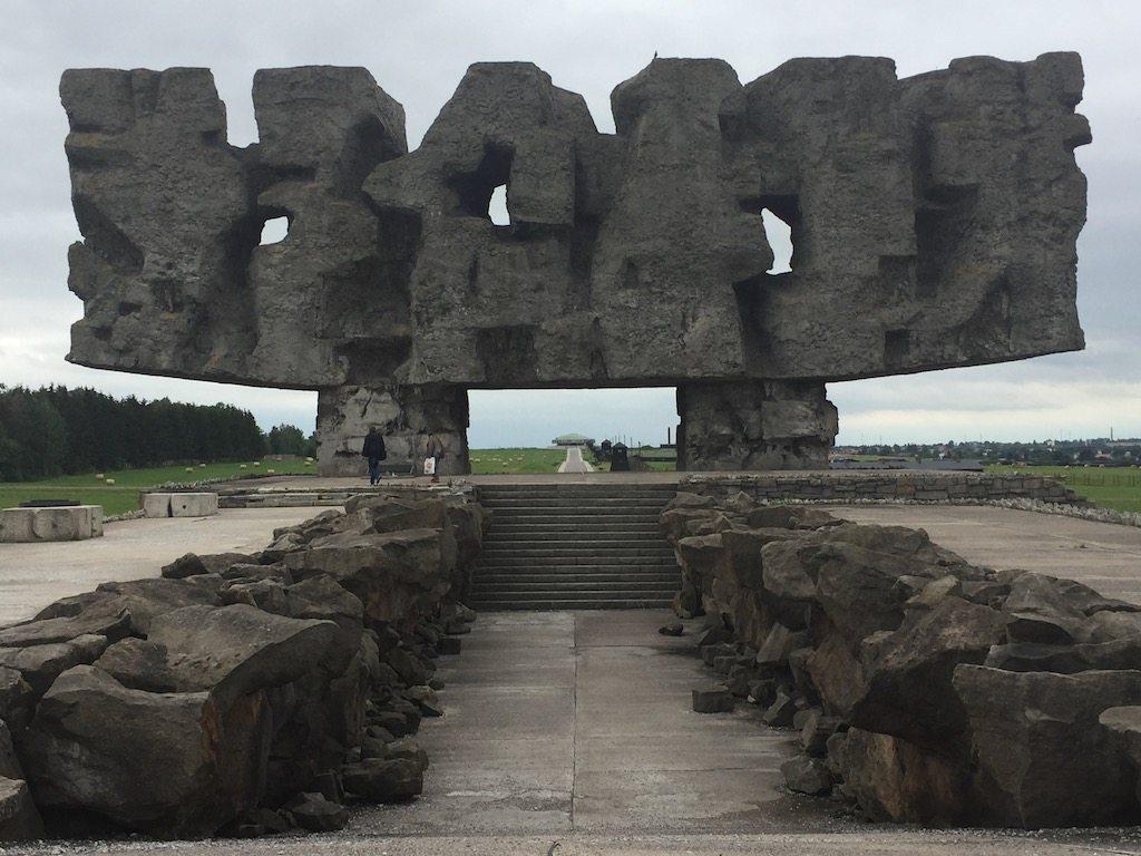 Majdanek concentration camp | Ladies What Travel