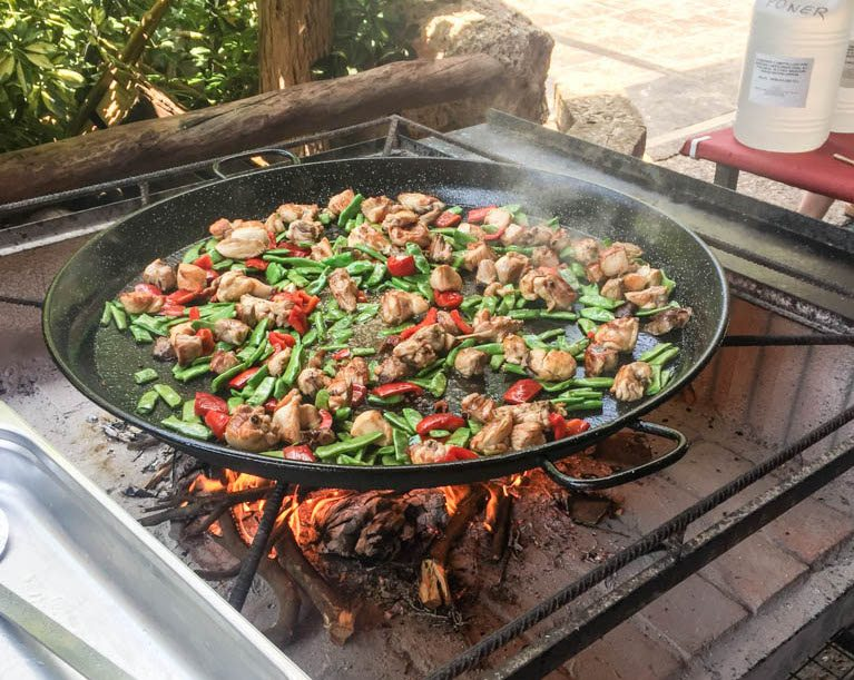 Paella featured image
