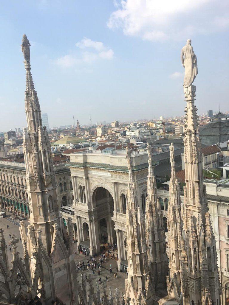 A long weekend in Milan