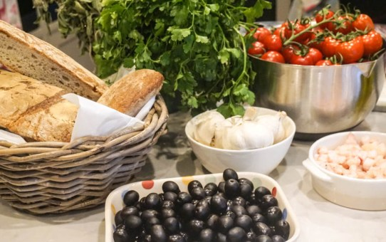 Tuscan Food masterclass with Bookings for You