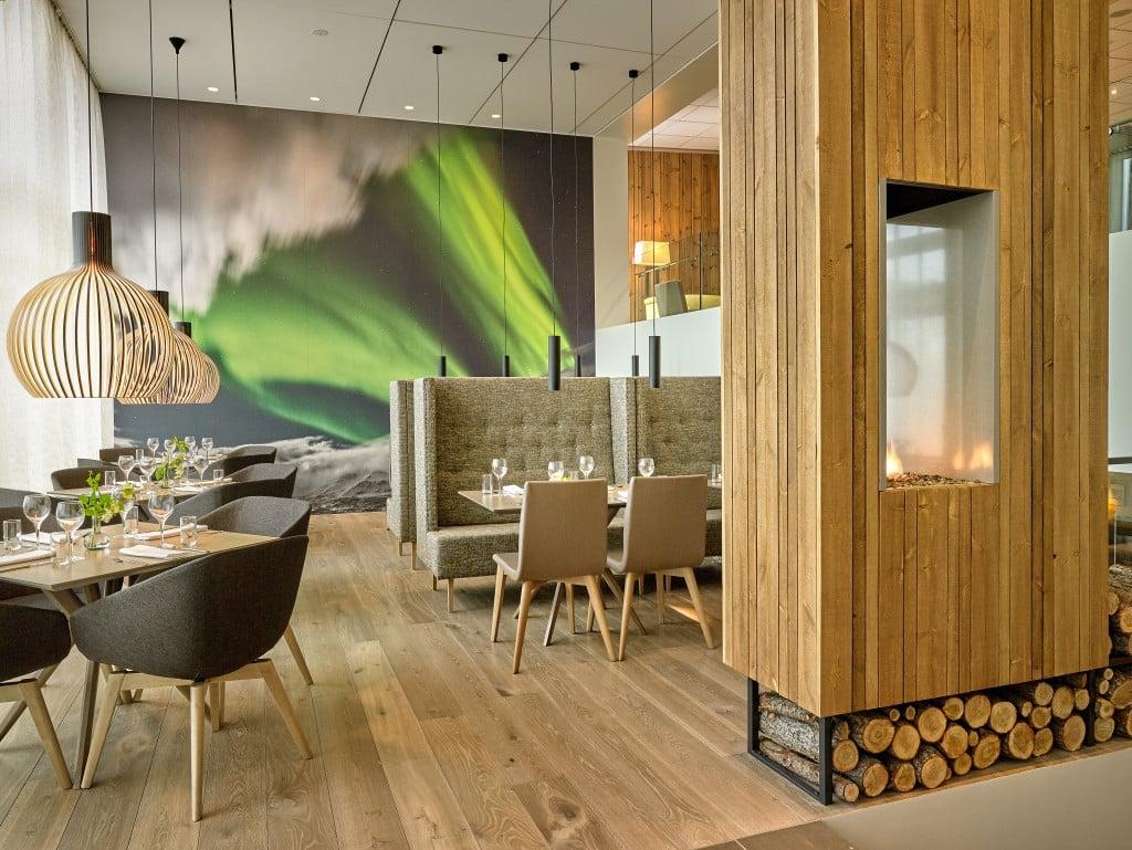 Afternoon tea Akureyri Iceland - Icelandair Hotel Akureyri