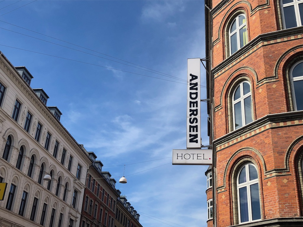 A review of The Andersen, a boutique hotel in the heart of Copenhagen   Ladies What Travel #copenhagen #hotelreview #travel