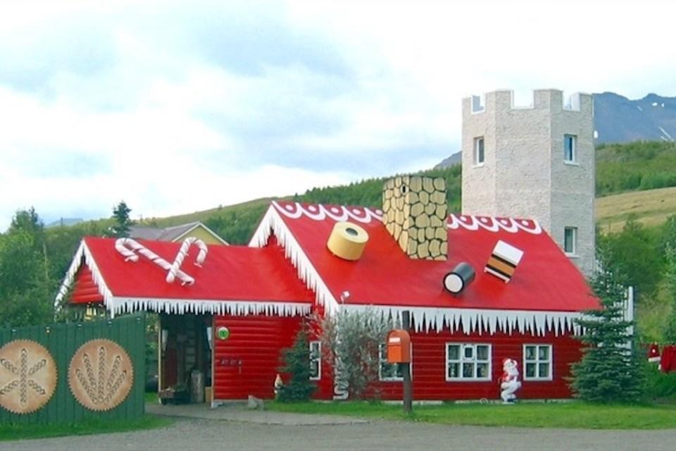 Places to Visit near Akureyri, Northern Iceland Christmas Garden Image credit Visit North Iceland.