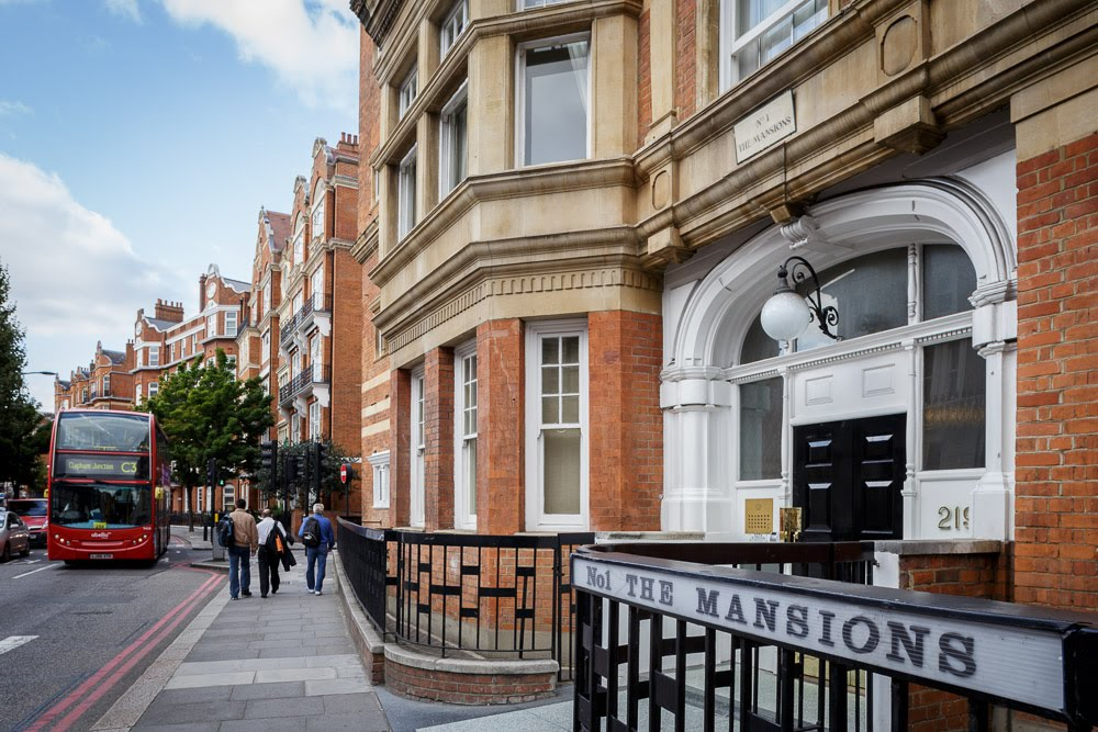 Luxury Serviced Apartments London