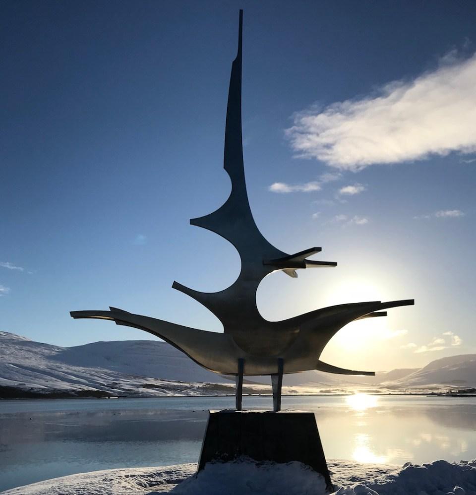 Akureryri iceland