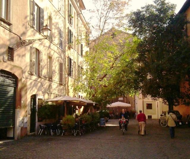 piazza di Sant egidio