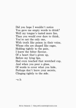 http://thepoeticunderground.com/post/107392001705/the-empty-cup-january-7th-my-poetry-anthology