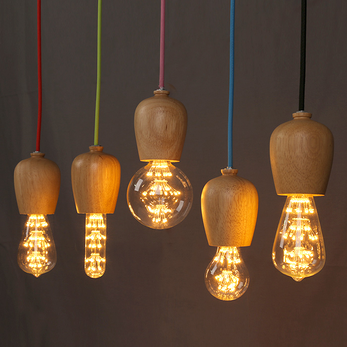 New-products-e27-single-head-natural-cup-wood-pendant-light-lamp-for-bedroom-
