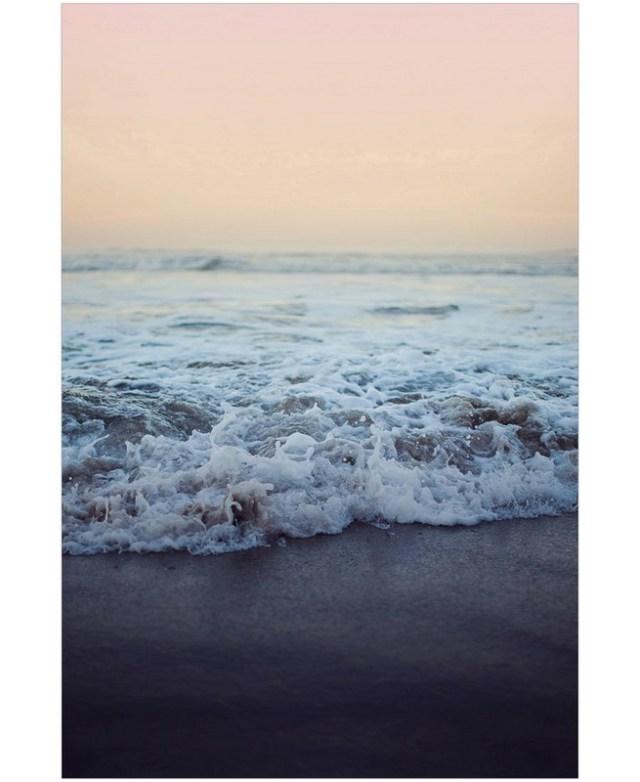 Strand behang