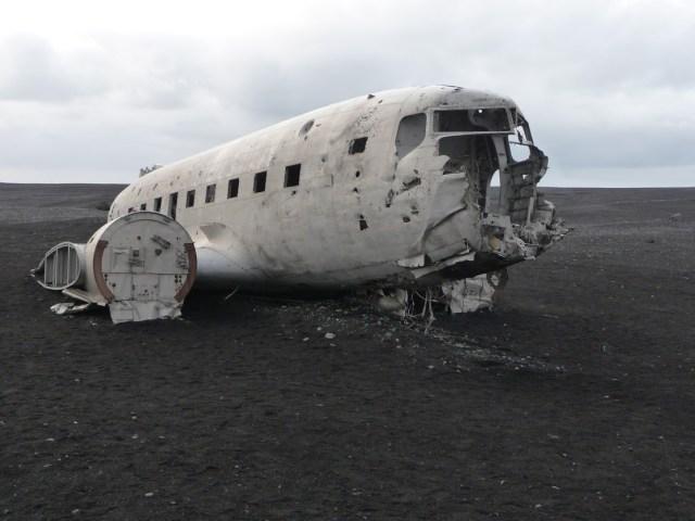 sólheimasandur vliegtuigwrak