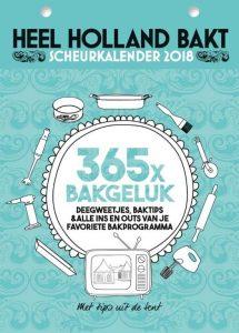 heel holland bakt scheurkalender