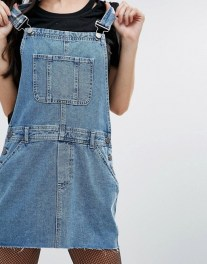 Denim Dress - Asos Petite