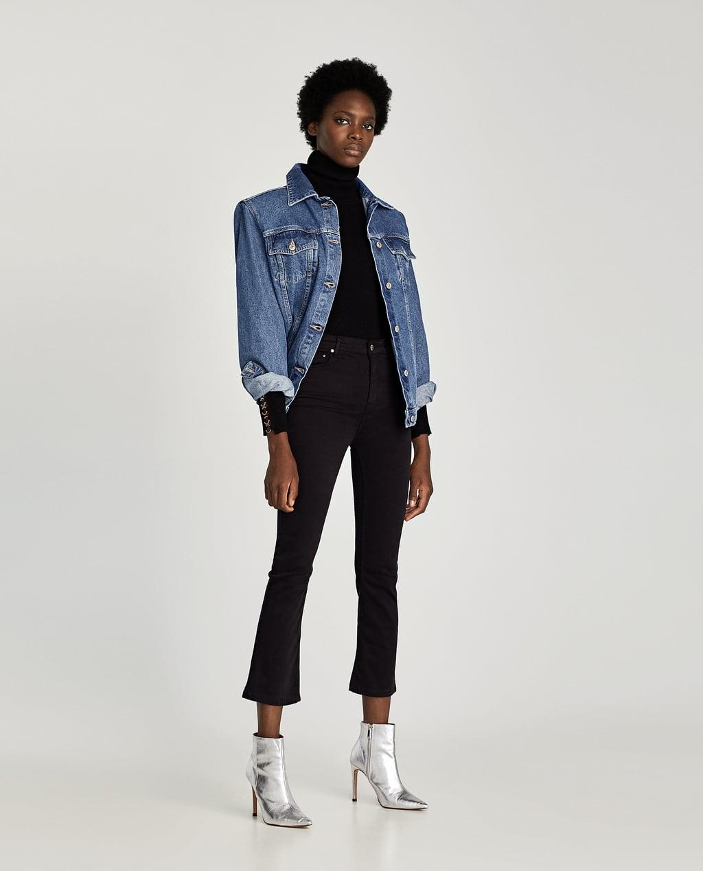 Jeans Flare - Zara - € 25,99