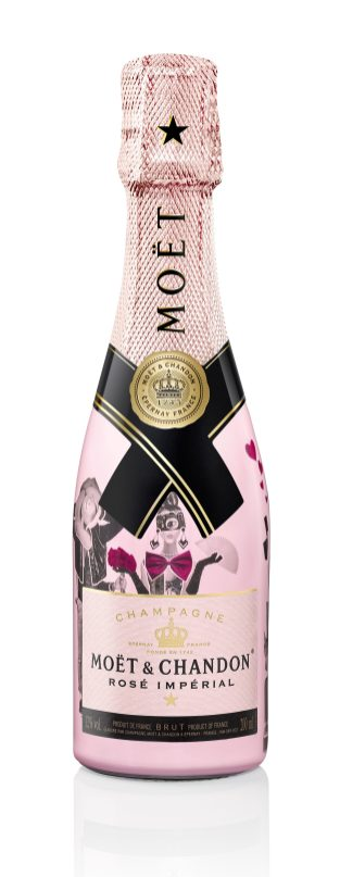 Moët & Chandon Rosé Limited Edition MINI JPEG