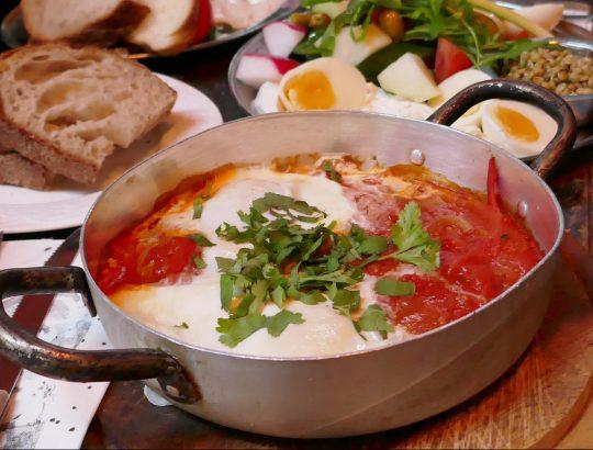 Recept Shakshouka uit Israel