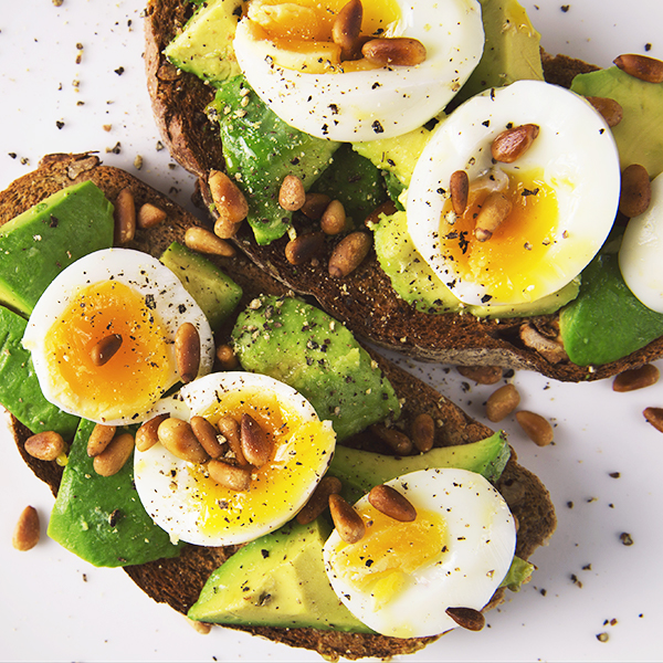 toast avocado ei