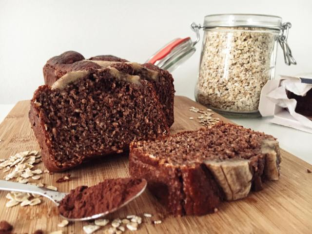 Recept Chocolade Bananenbrood