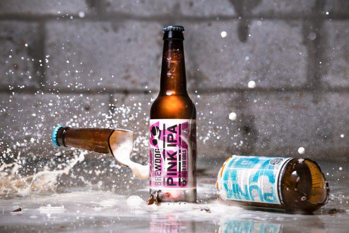 Pink IPA - bier voor vrouwen