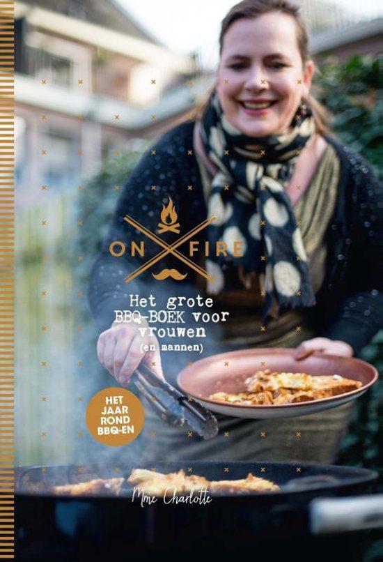 BBQ boek voor vrouwen